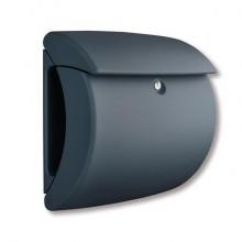Kunststof brievenbus Pearl 886 Graniet - Burg Wächter